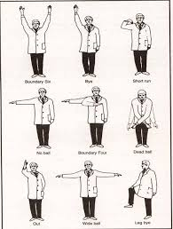 Week 4 Umpire Signals